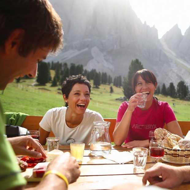 Zuid-Tirol is een paradijs voor fijnproevers!