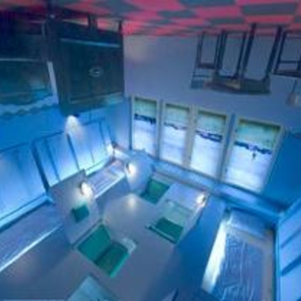 Sfeerhotel: Propeller Island City Lodge