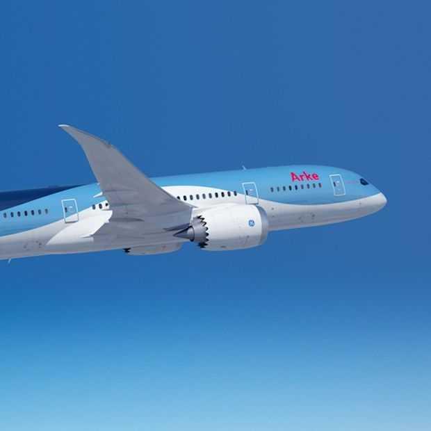 Boeing 787 Dreamliner nieuwste aanwinst vloot ArkeFly