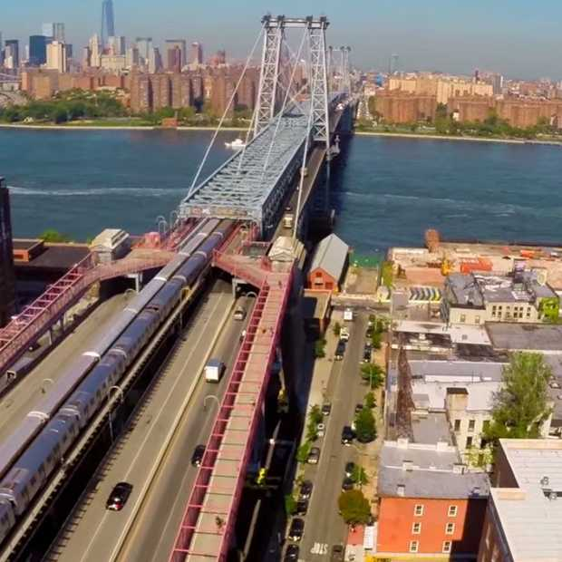 The ultimate Drone video van New York