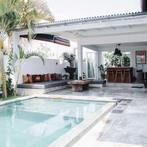 Dit droomhuis op Bali kun je boeken via Airbnb