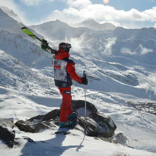 Droomstart van het winterseizoen in Val Thorens in 20 foto's