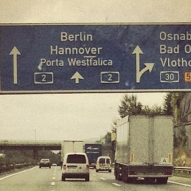 Straks ook tol betalen voor reizen door Duitsland?