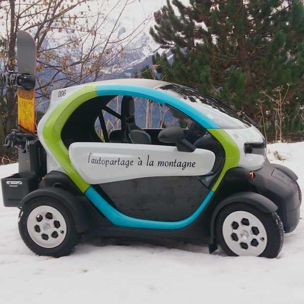 Nieuw in Serre Chevalier: duurzaam vervoer naar de skilift