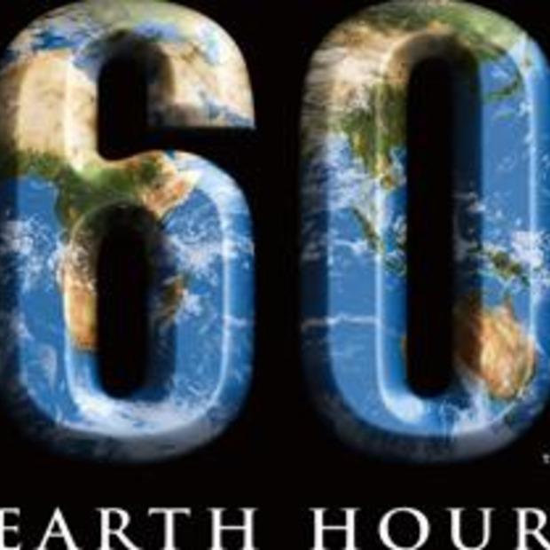Earth Hour: een uur je licht uit voor het goede doel