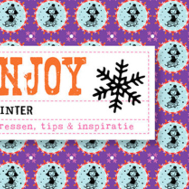 Retweet en win: 5 keer het boek ENJOY the Winter! #RTfun