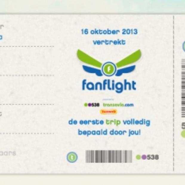 Fans stellen zelf hun droomreis samen: morgen vertrekt de allereerste Transavia Fanflight