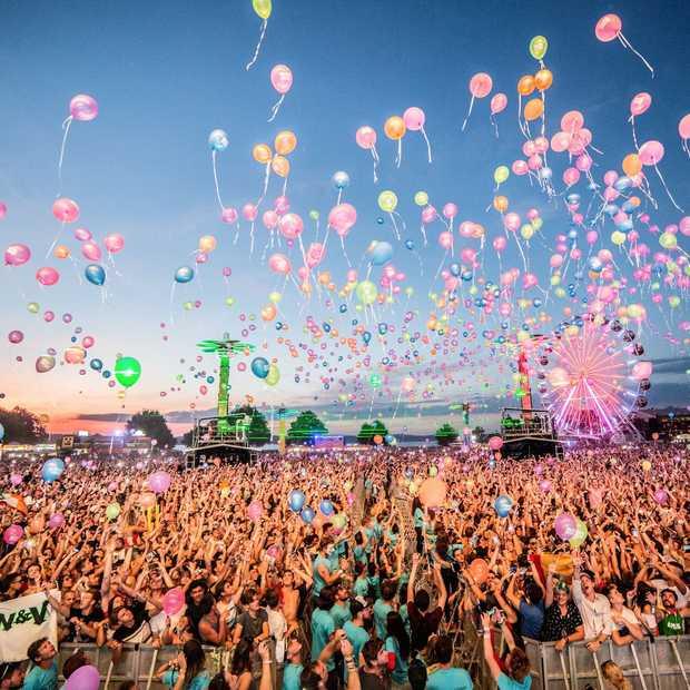 Alle toffe festivals voor de zomer op een rij!