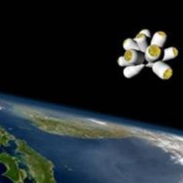 Weekendje naar de ruimte al mogelijk in 2012...