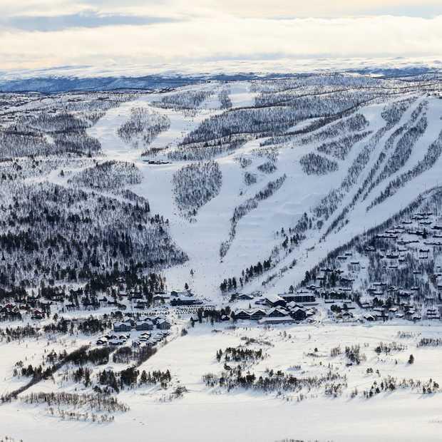 Geilo: wintersport in de ongerepte Noorse natuur