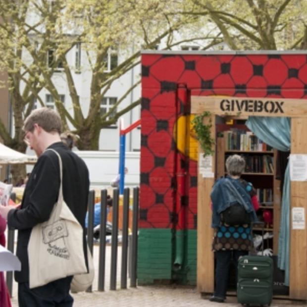 De Givebox: het ei van Columbus
