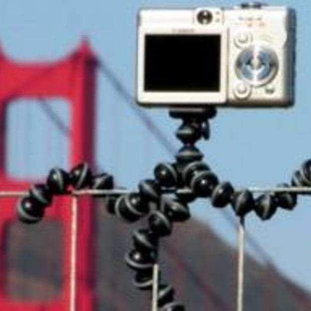 Gorillapod: gadget voor je fototoestel