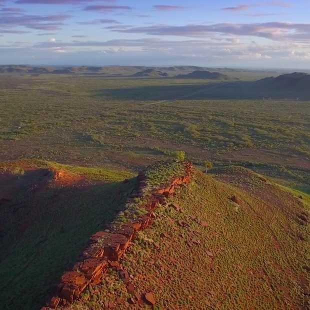West-Australië vanuit de lucht... Zo mooi!