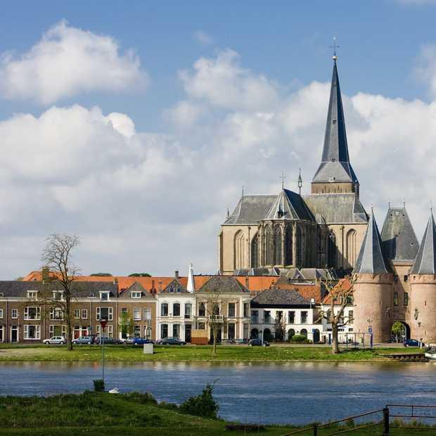 Kampen en Zwolle: middeleeuwse Hanzesteden met hippe hotspots