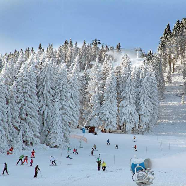 'Nieuwe sneeuw' in het onontdekte Harz