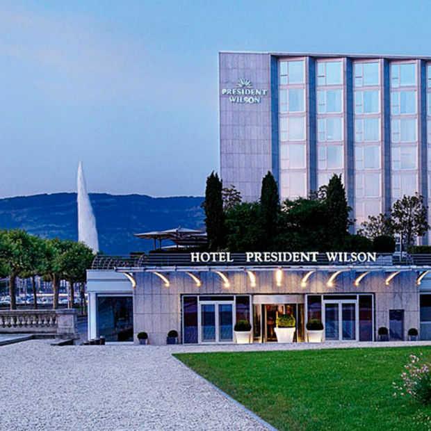 Hotel President Wilson, 's werelds duurste hotel