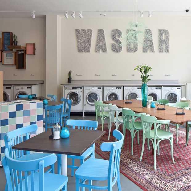 Hotspot Wasbar Antwerpen, doe uw was en voel u thuis!