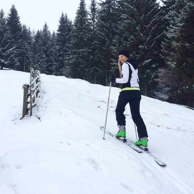 Toerskiën in Reith, Alpbachtal