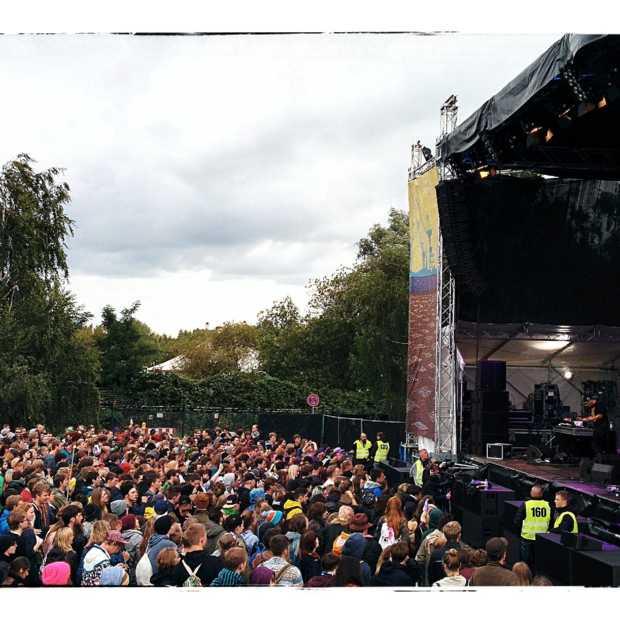Hamburg opent festivalpoort in Europa