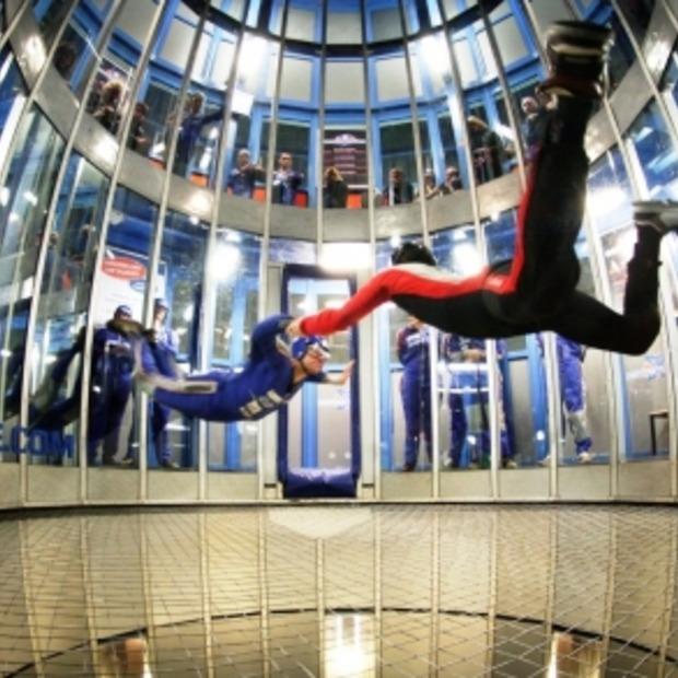 Het leukste uitje van dit moment: indoor skydiven [Adv]