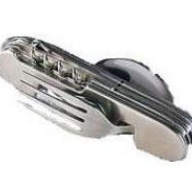 Inklapbaar bestek, handige gadget voor onderweg!