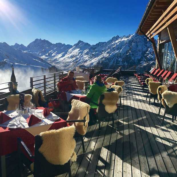 Dit is waarom Ischgl dé lifestylebestemming van de Alpen is