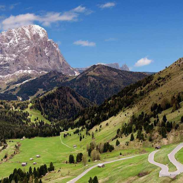 Zo mooi zijn de Italiaanse Alpen