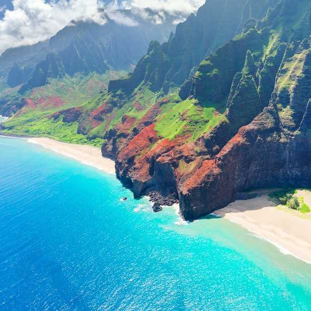 Kauai is het eiland van je dromen!