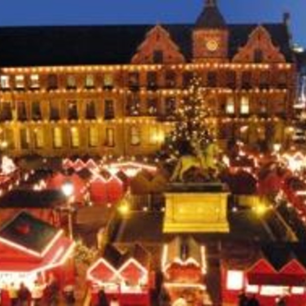 De leukste kerstmarkten