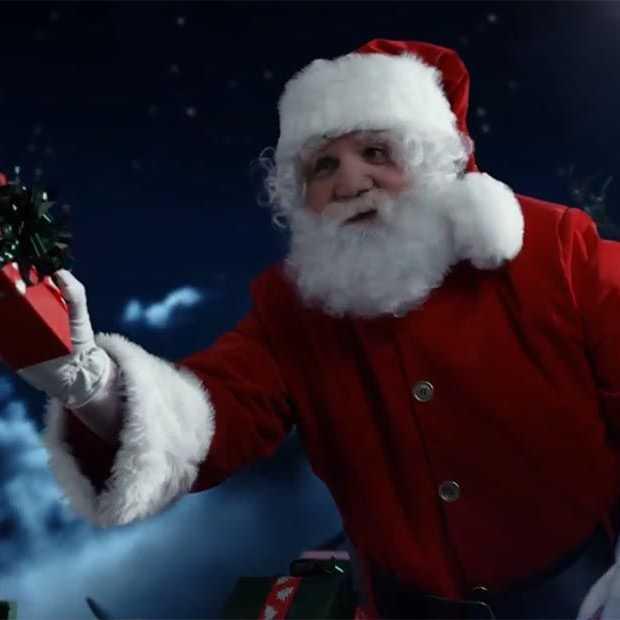KLM wenst je een fijne kerst!