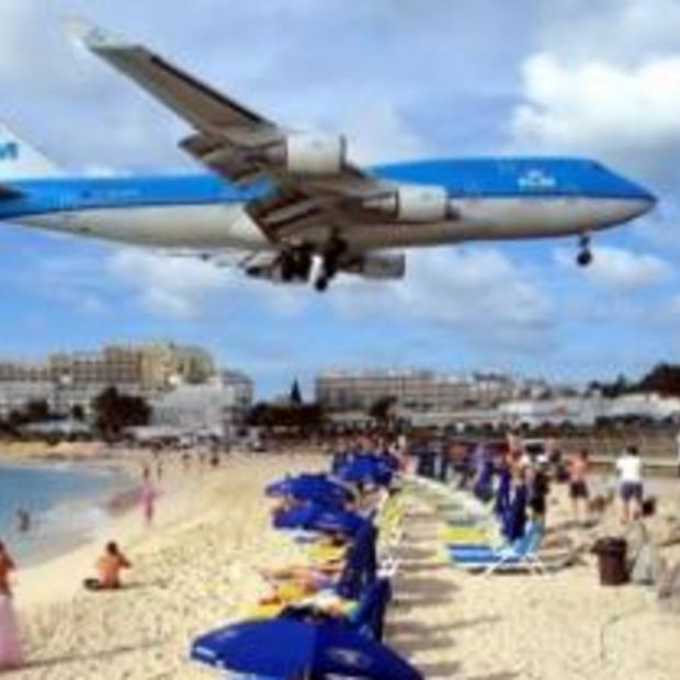 KLM vaker en goedkoper naar St. Maarten