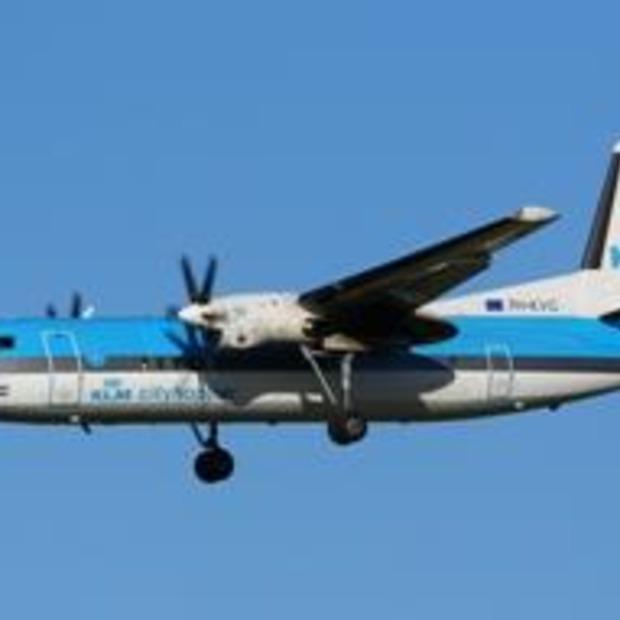 Laatste propellervliegtuig verlaat KLM vloot
