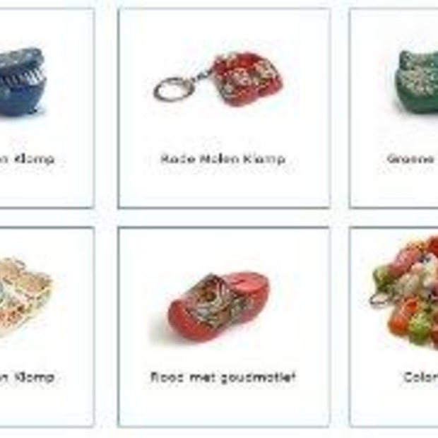 For Little Things: Hollandse souvenirs