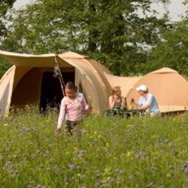 Nederlands kampeerdesign scoort goed in het buitenland