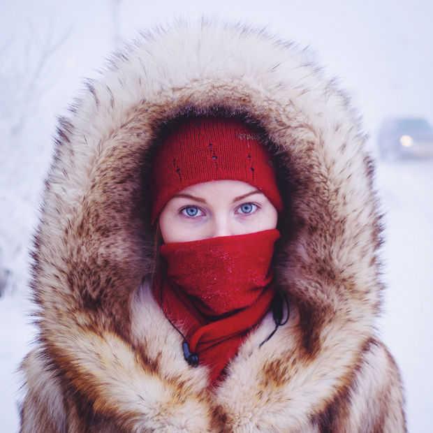 Zo zien de koudste dorpen ter wereld er uit