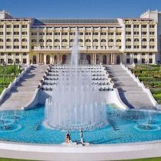 Duurste Europese hotel in Turkije