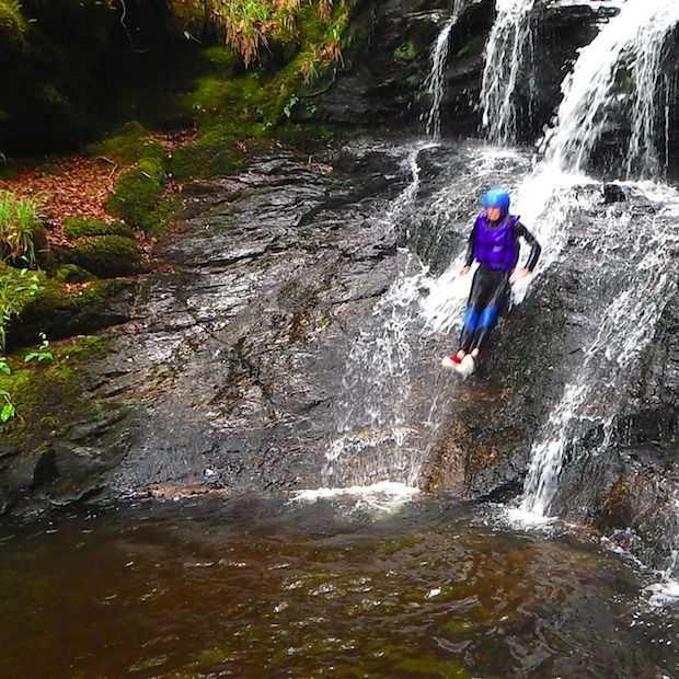 Microadventure met Bever in Schotland