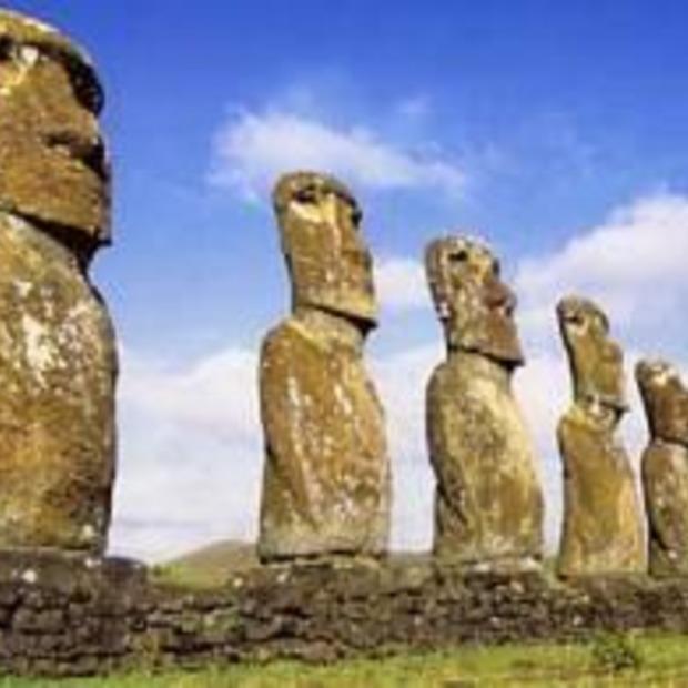 Paaseiland weert toeristen