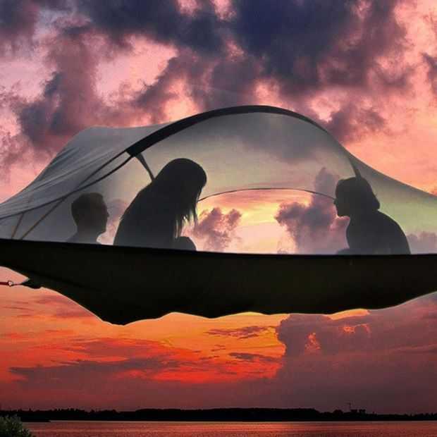 Tentsile tree tenten: de ultieme boomhut voor kampeerders