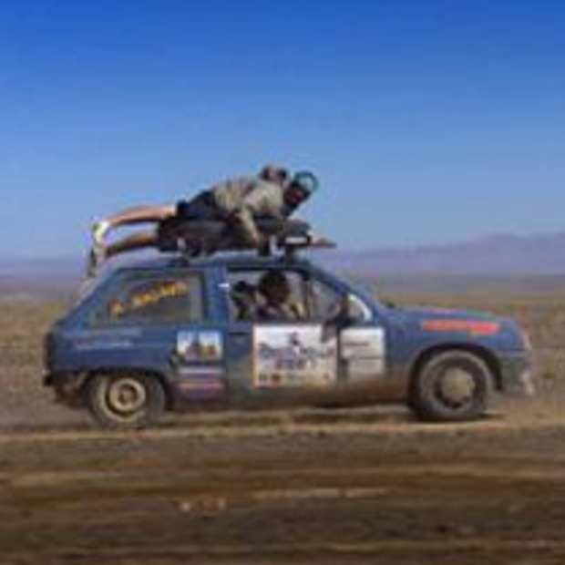 Mongol Rally 2010
