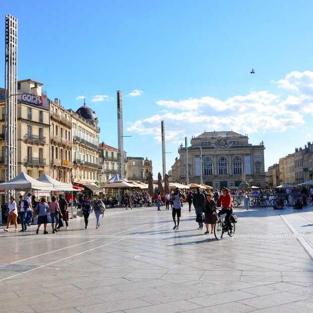 Citytrip Montpellier: dat wordt genieten!