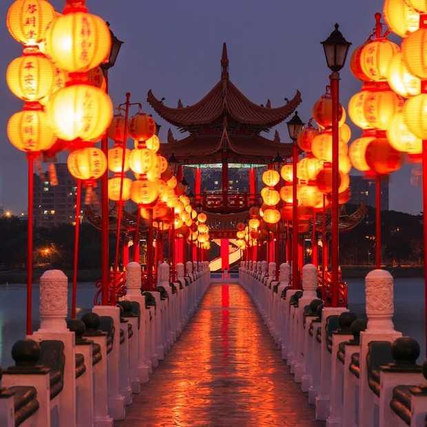 De 5 mooiste plekken in Taiwan