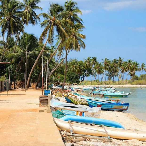De 4 mooiste stranden van Sri Lanka