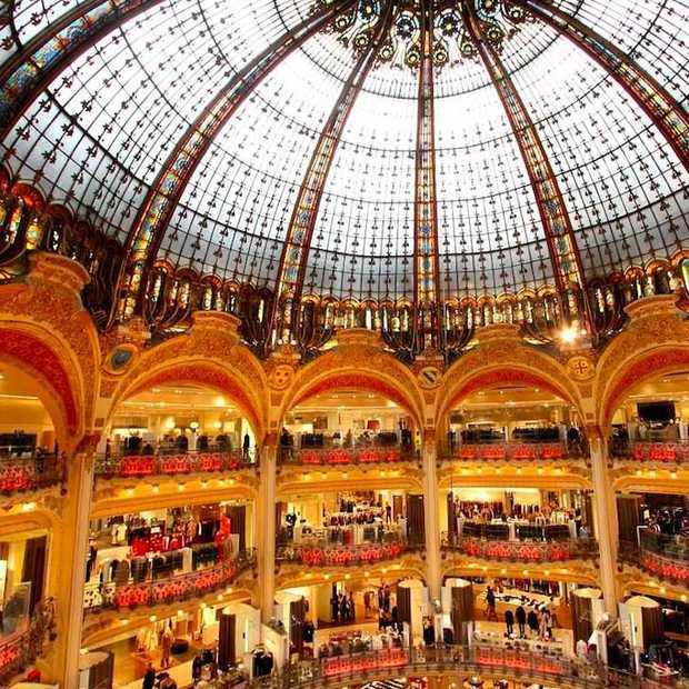 De mooiste warenhuizen ter wereld