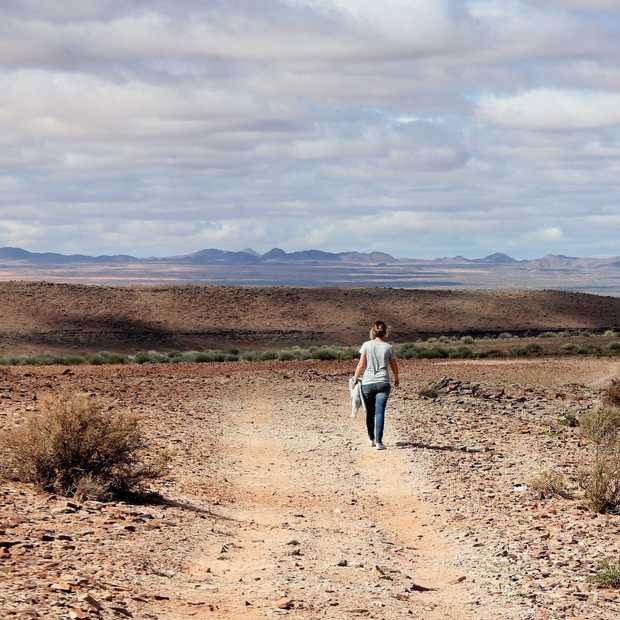 Op rondreis door Namibië in 30 foto's