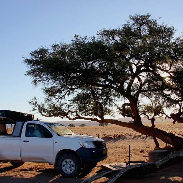 Roadtrip door Namibië: primitief of ultieme luxe