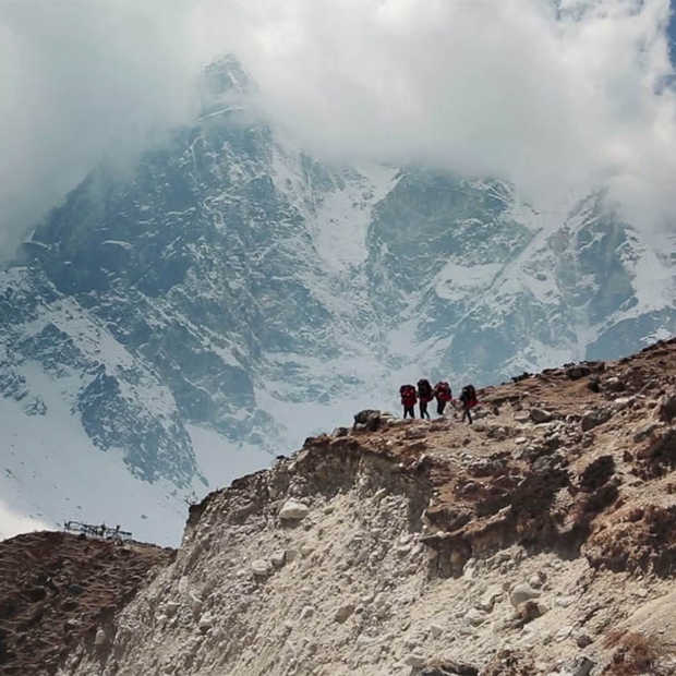 Google legt ook omgeving Mount Everest vast op Street View