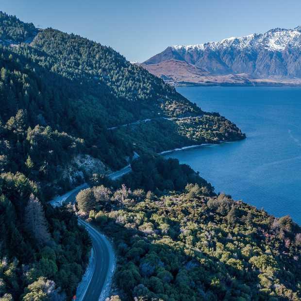 Nieuw-Zeeland vanuit de lucht in 20 wonderbaarlijke foto's