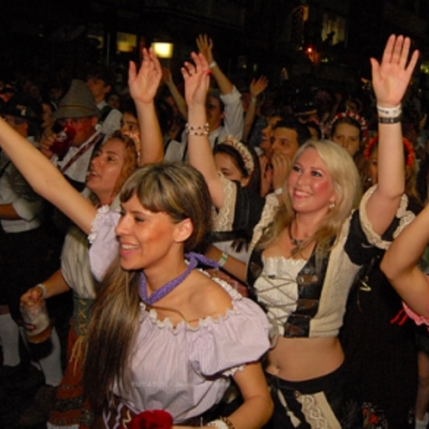 Oktoberfest in München, een legendarisch bierfeest [infographic]