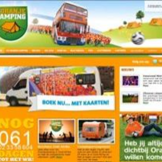 Oranjecamping Zuid-Afrika populair